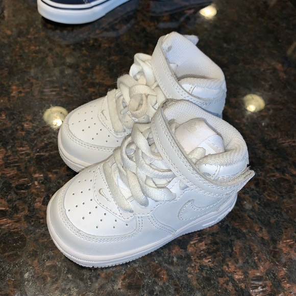 Nike Shoes | Baby High Top Air Force